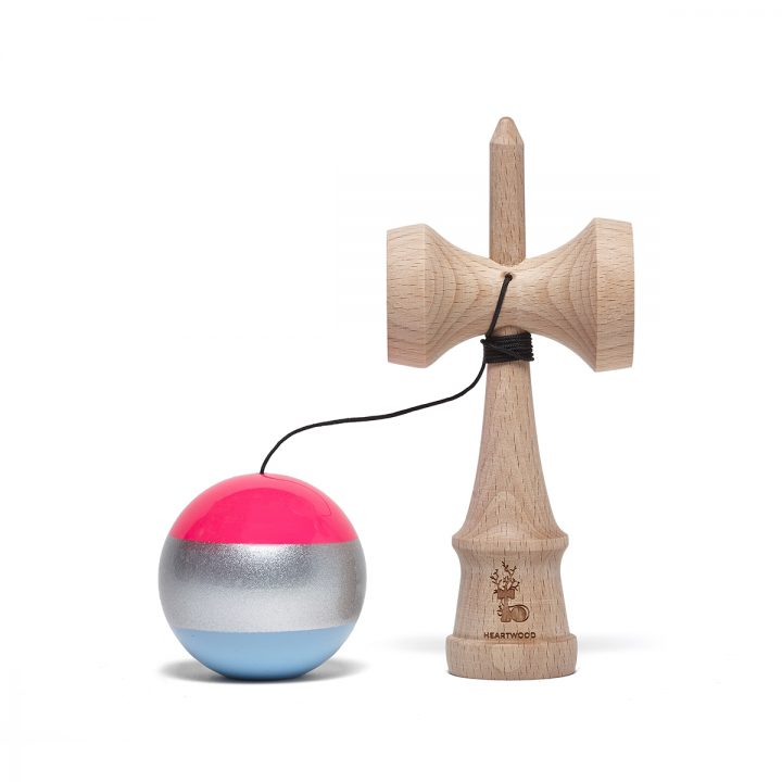 Heartwood Kendama Disco unmounted