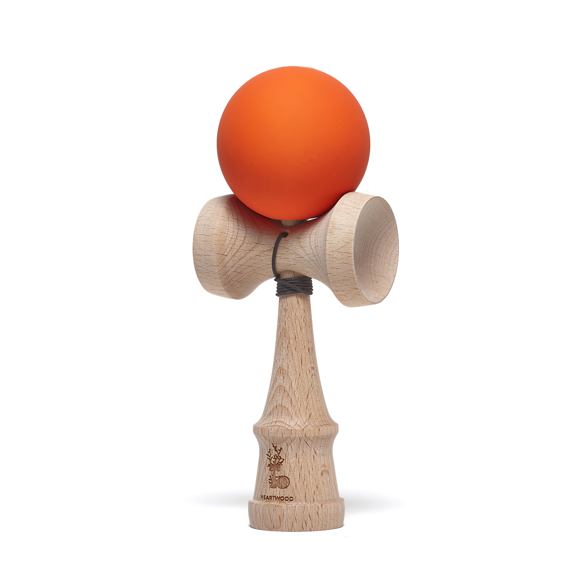 Heartwood Kendama Solid Burning Sun