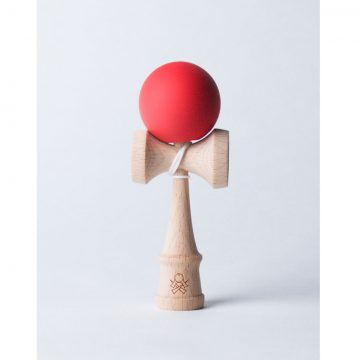 Sweets Kendamas Mini Red Rubber 15 cm