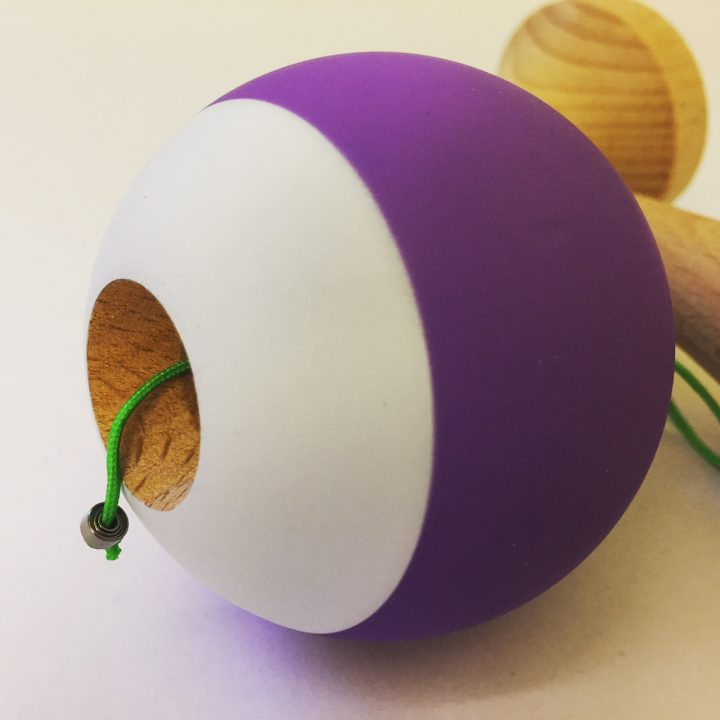 Heartwood Kendama Spinners