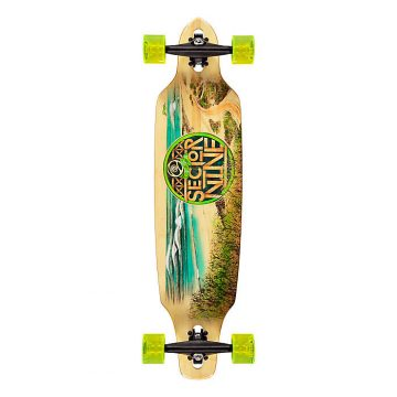 Sector-9-Mini-Lookout-Bamboo-Drop-Through-Longboard-Complete
