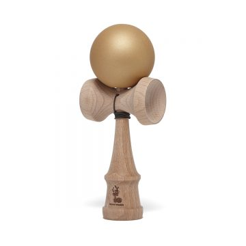 Heartwood Kendama Solid Gold