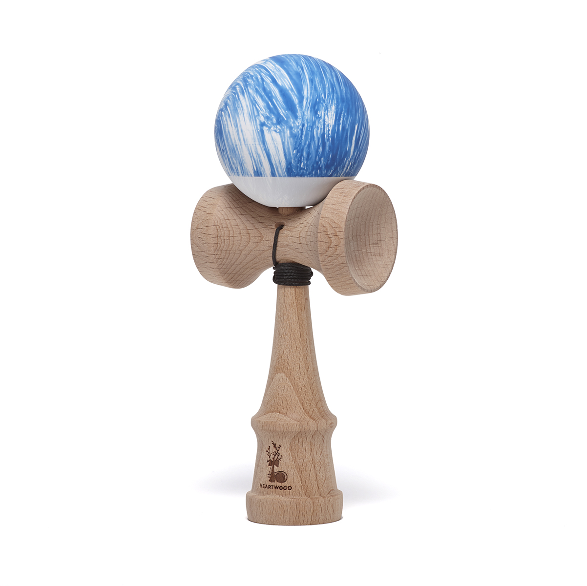 Heartwood Kendama Waves Blue/White