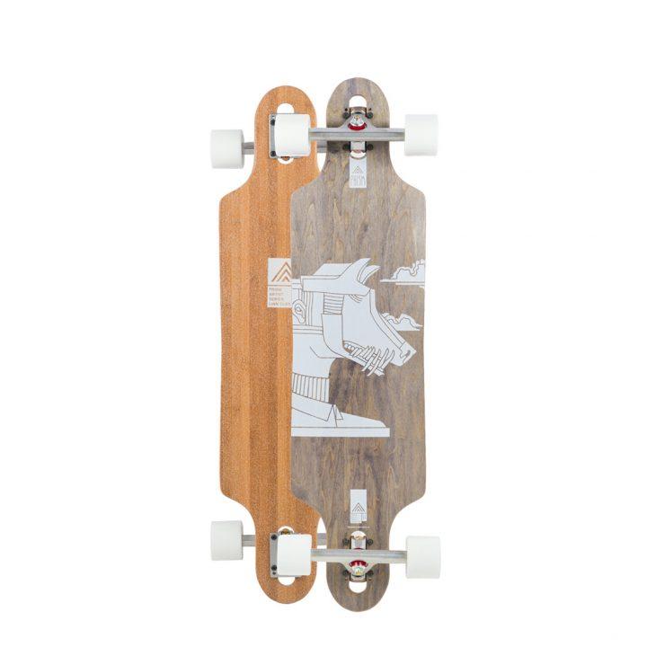 Prism Longboard Artist Revel 36 skateboard