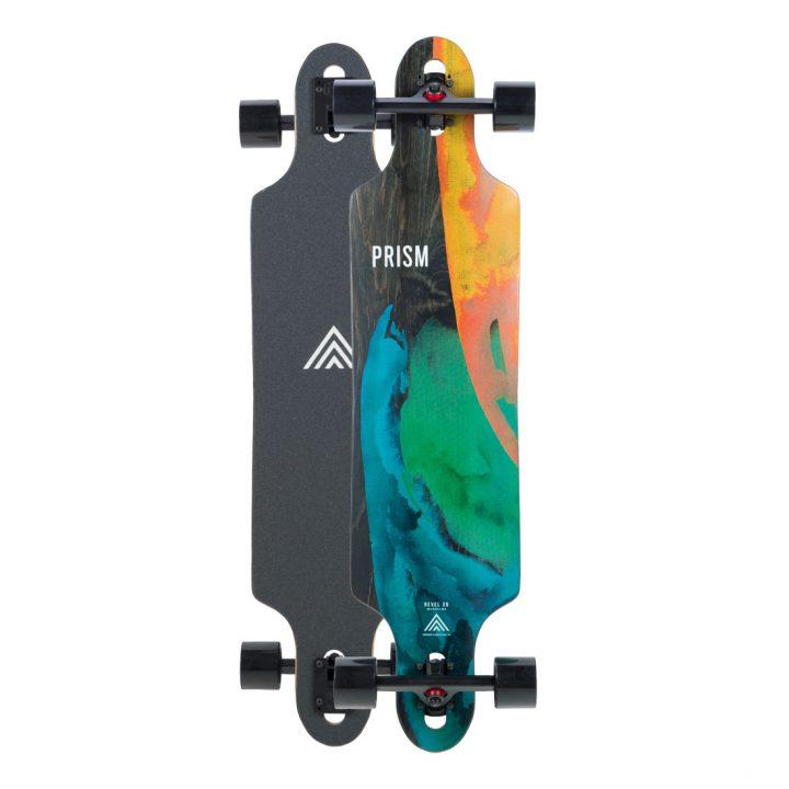 Prism Longboard Resin Revel 39 skateboard