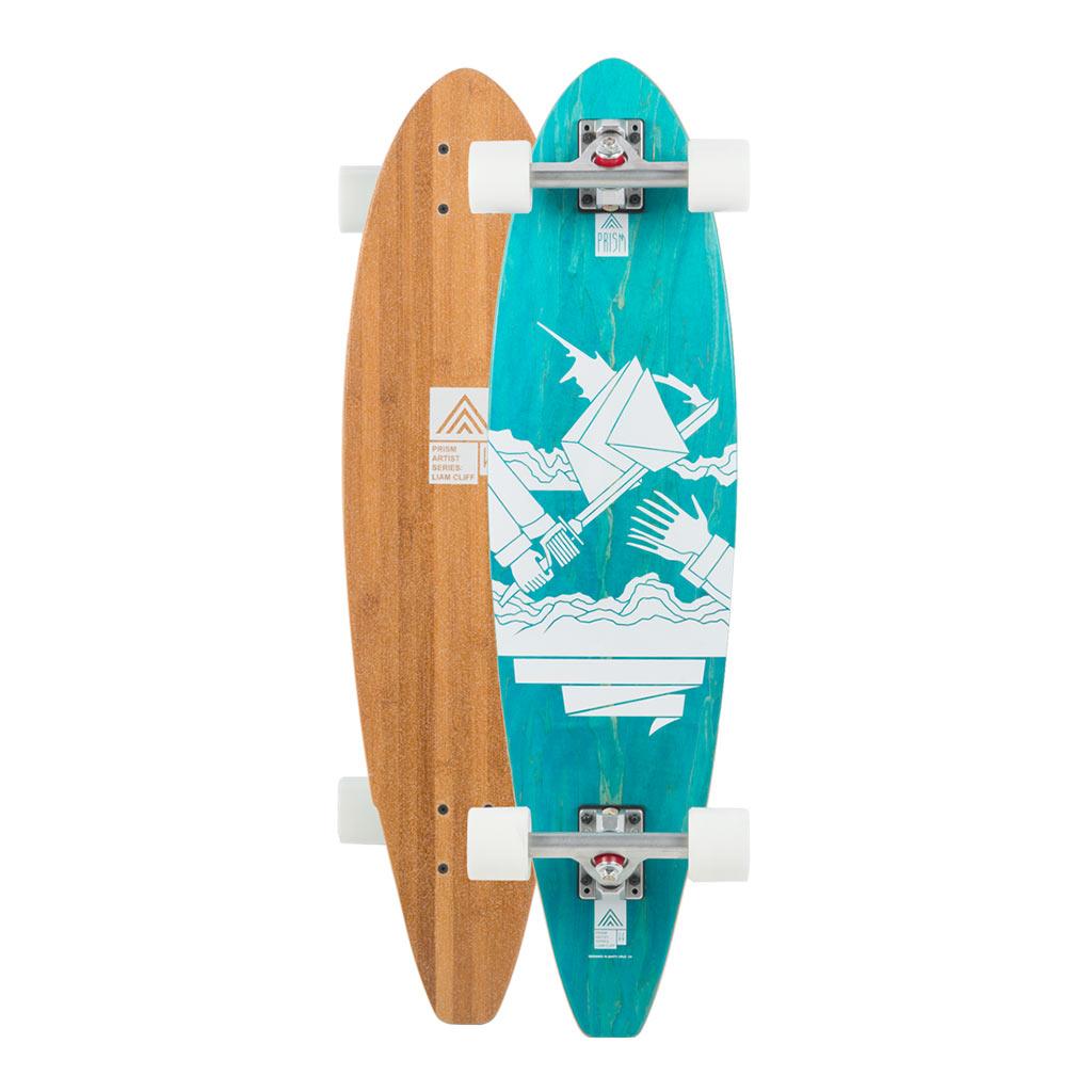 Prism Skateboard Artist Chaser