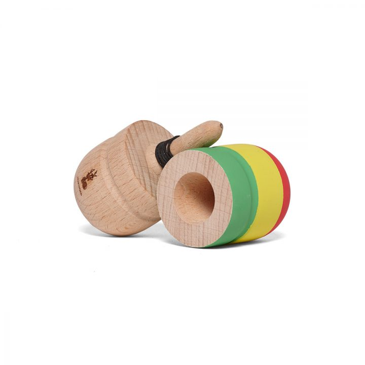 heartwood pill stripe rasta side