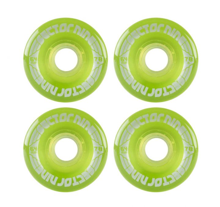 sector 9 64mm Nine balls 78a centerset light green