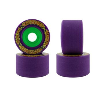 70mm Remember Optimo Wheels Purple