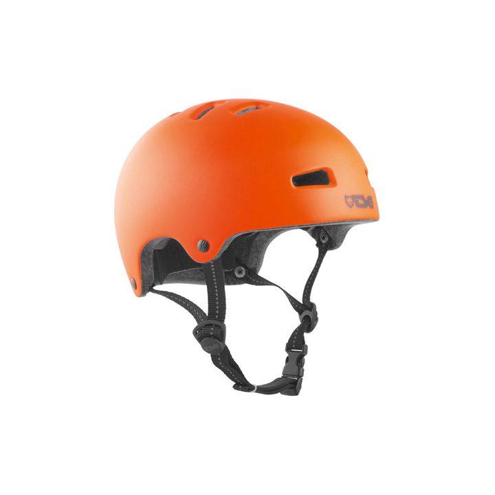 TSG Helmet Satin Orange hjälm