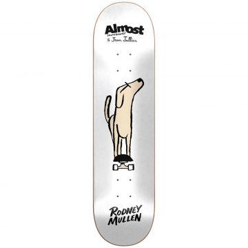 Almost Skateboards Jean Jullien Guest Artist Series Rodney Mullen 8.125