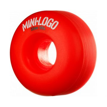 Mini logo c-cut 52mm red