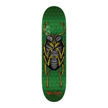 Powell Peralta Roach Green Popsicle Deck 8.0