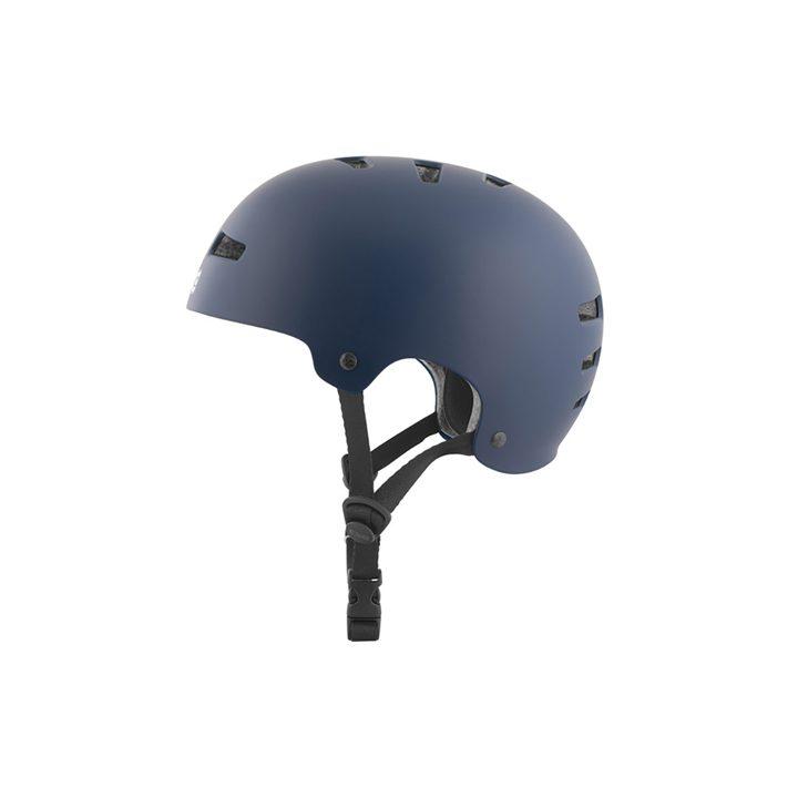 TSG Helmet Evolution Satin Blue hjälm
