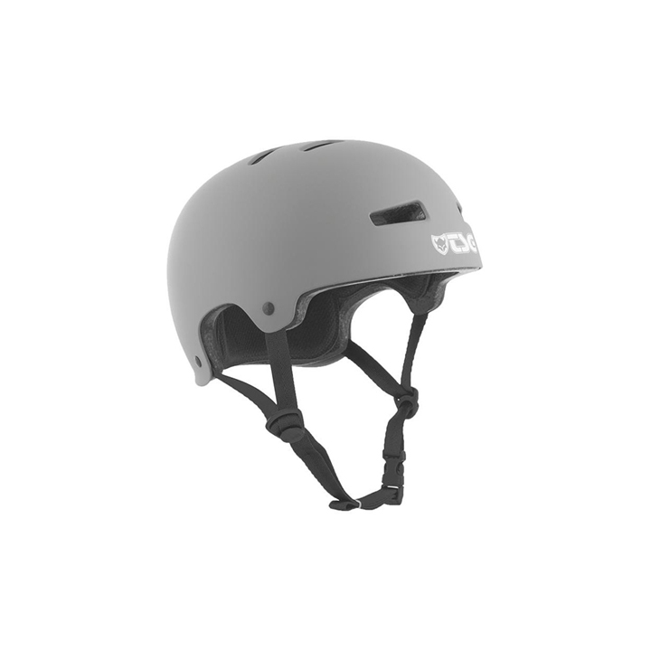 TSG Helmet Evolution Satin Coal hjälm