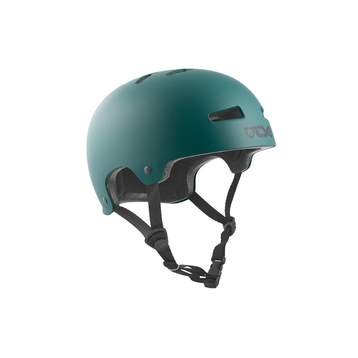 TSG Helmet Evolution Satin Forest Hjälm