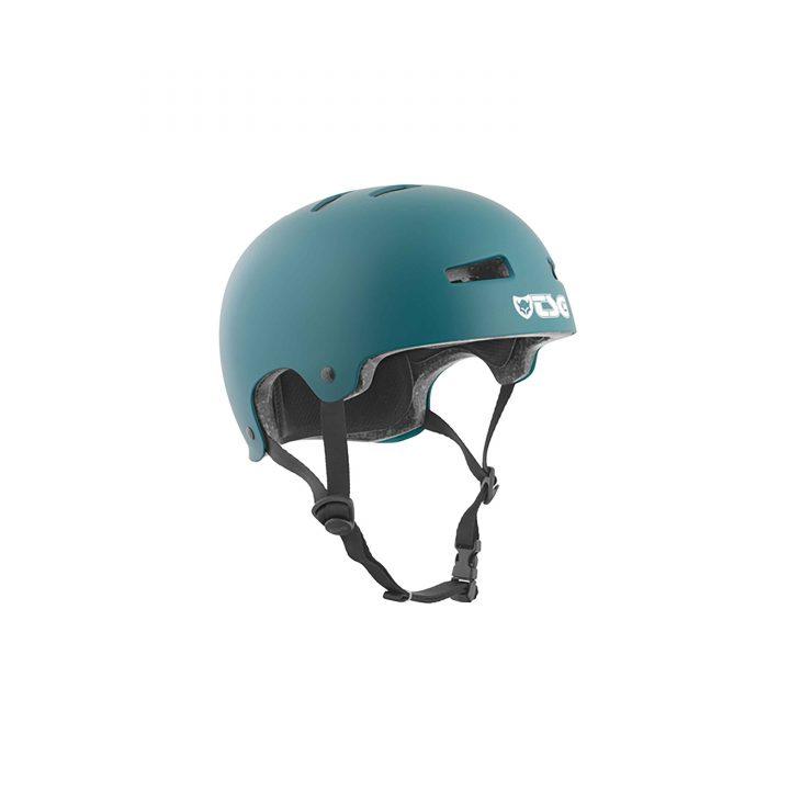 TSG Helmet Evolution Satin Dark Teal Hjälm