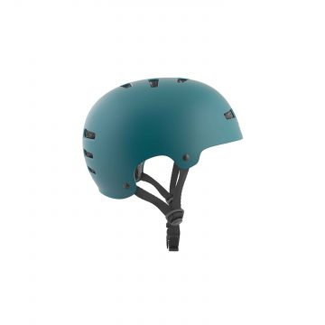 TSG Helmet Evolution Satin Dark Teal Hjälm