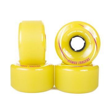 Hawgs Wheels Tracers Yellow