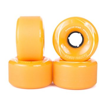 Hawgs Wheels Tracers Orange