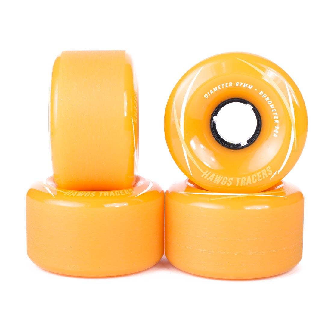 Hawgs Wheels Tracers Orange