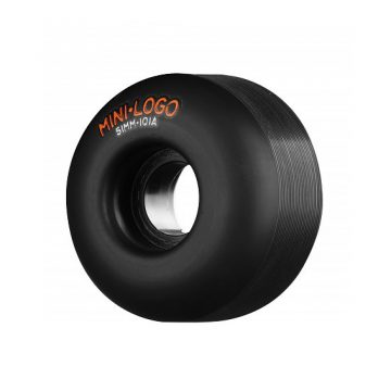 mini logo 51mm black wheels