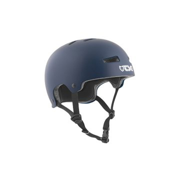 TSG Helmet Evolution Satin Blue hjälm