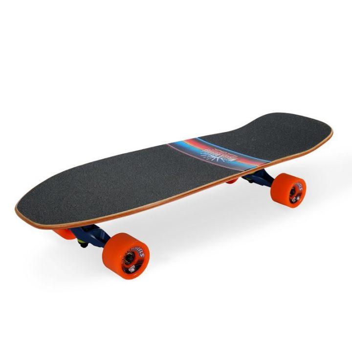 Miller Division Aguas Calientes Surf Skate side