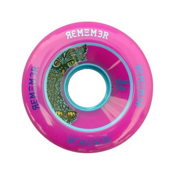 Remember Pink Lil' Hoots 65mm 74a