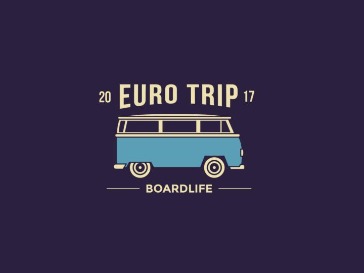 Boardlife Euro Trip 2017 – 7 länder på 14 dagar