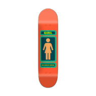 girl biebel 93 til 8 skateboard