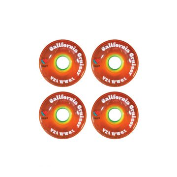 remember california cruiser 70mm orange
