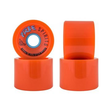 Free Wheels Free Spirits orange 70mm 78a