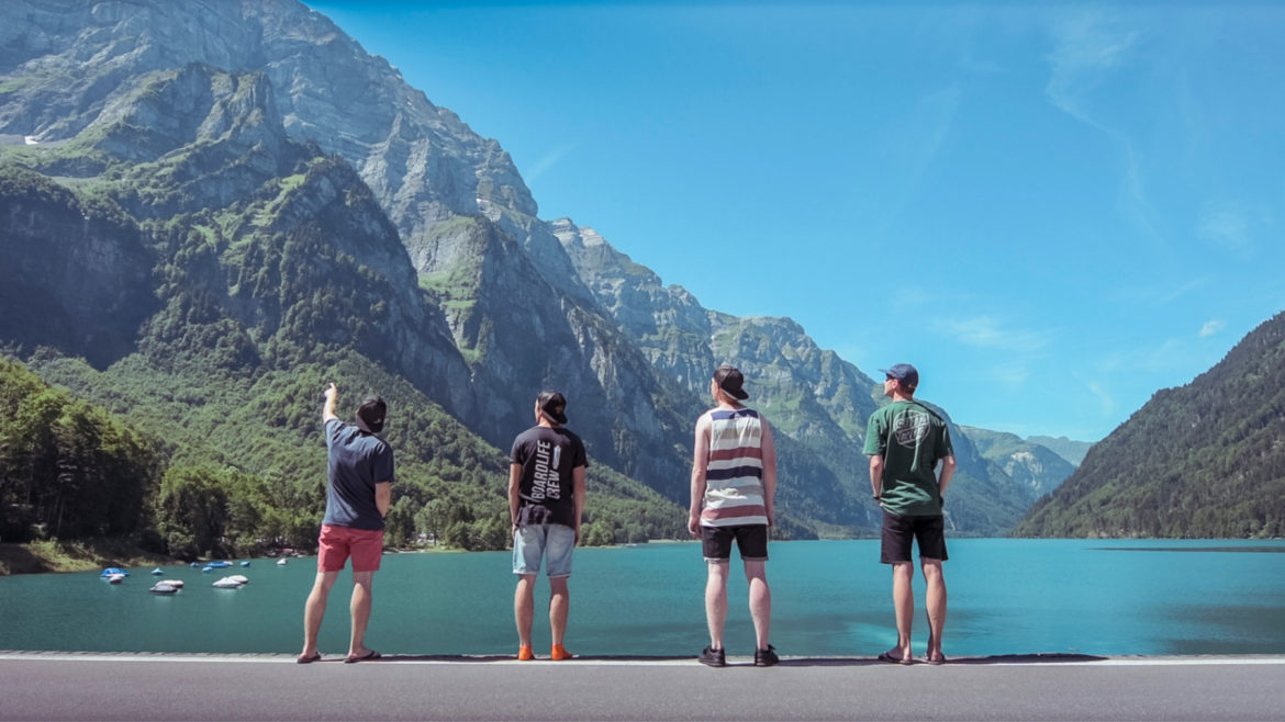 Boardlife Euro Tour 2017 – Part Three – From Lakes to Oceans