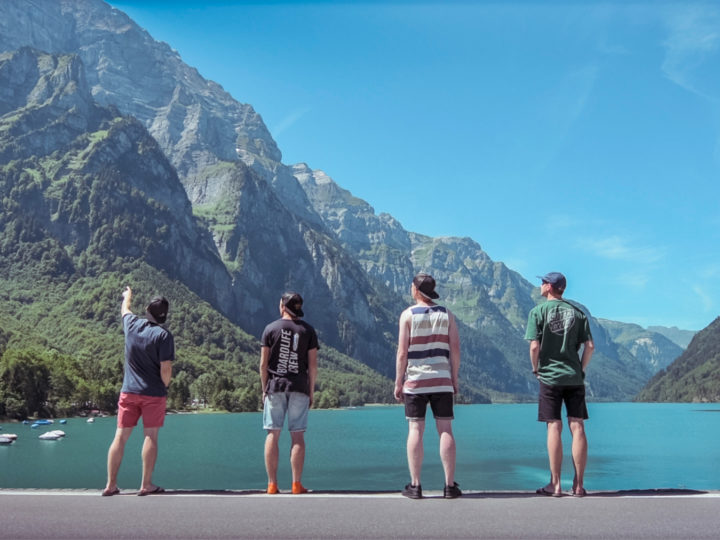 Boardlife Euro Trip 2017 – Part Three – From Lakes to Oceans