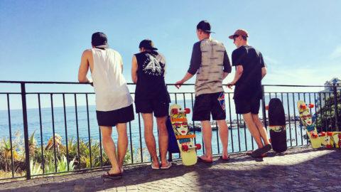 Boardlife Euro Tour 2017 – Part Four – Coastlines