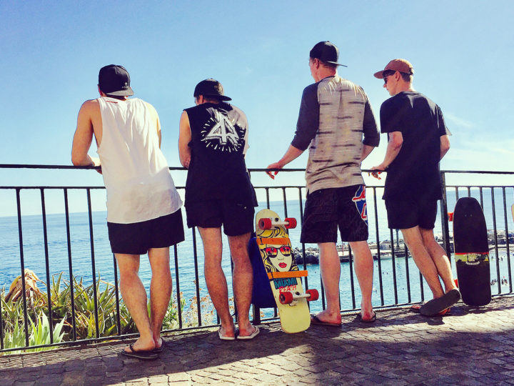 Boardlife Euro Trip 2017 – Part Four – Coastlines