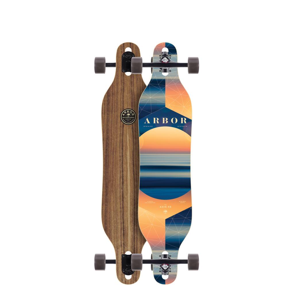 Arbor Skateboards Axis Photo Collection 2017