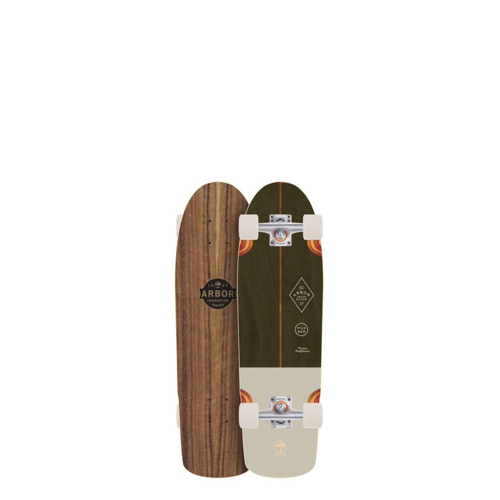 Arbor Skateboards Pilsner Foundation 2017