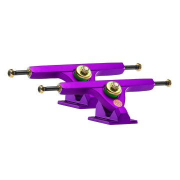 Caliber II 184mm Satin Purple longboard truck
