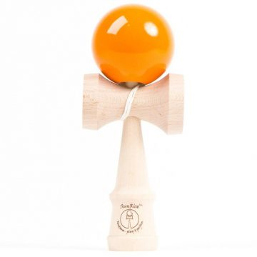 Kendama Sunrise Jumbo kendama orange