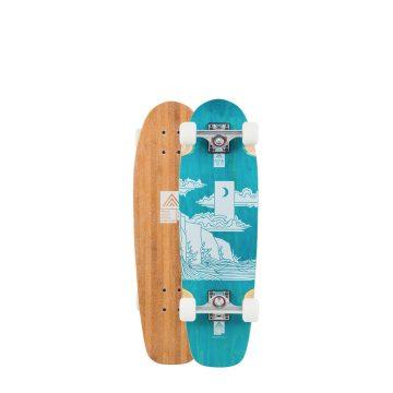 Prism skateboard Artist Biscuit