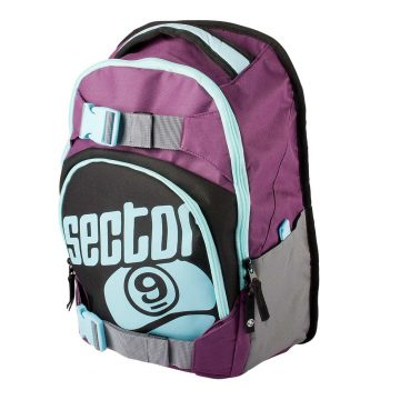 Sector 9 Ryggsäck pursuit purple