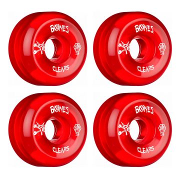 Bones Red Clear SPF 54mm
