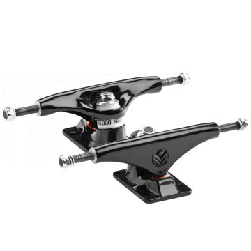 "Mini Logo Truck Black 8.38"" skateboard"