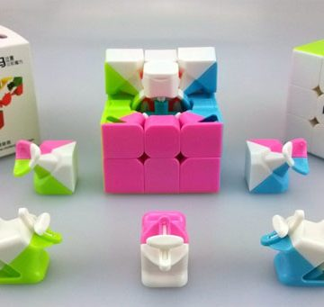 Speedcube Moyu DianMa Stickerless