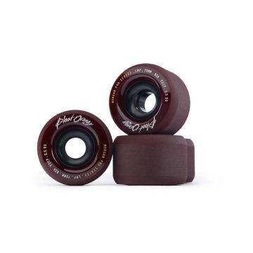 Blood Orange Liam Morgan Pro Wheel Midnight Maroon 82a
