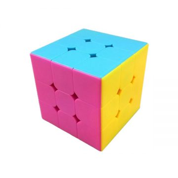 Speedcube Moyu Dian Ma Pink Stickerless