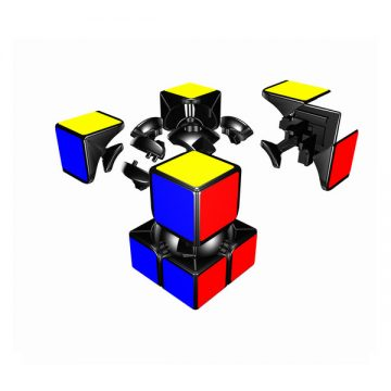 Speedcube MoyYu LingPo construction