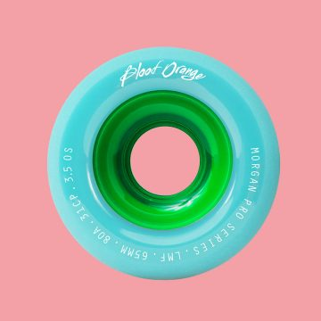 Blood Orange Pastel Limited Liam Morgan Pro Pastel Seafoam 65mm 80a